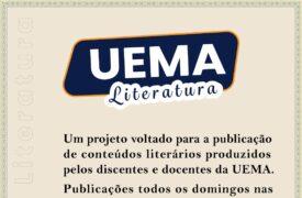 Lançamento do projeto UEMA Literatura está marcado para este domingo(1)