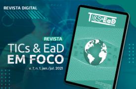 UEMA lança nova edição da Revista TICs & EaD em Foco