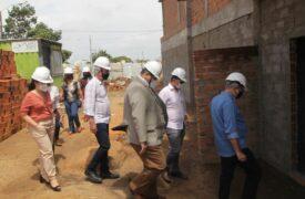 Deputado Hildo Rocha visita a UEMA