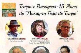 """Professora da UEMA Campus Timon participa da live """"Tempo e paisagens: 15 anos de Paisagem Feita de Tempo"""""""
