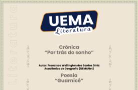 Edição do UEMA Literatura deste domingo apresenta crônica e poesia