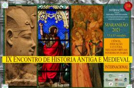 IX Encontro de História Antiga e Medieval do Maranhão encerra hoje (15)