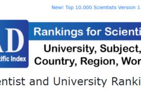 Professores da UEMA estão no ranking internacional que reúne pesquisadores mais influentes do mundo