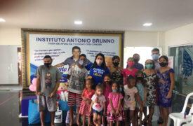UEMA realiza campanha de doação de brinquedos
